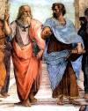 أفلاطون وأرسطو : السماء والأرض